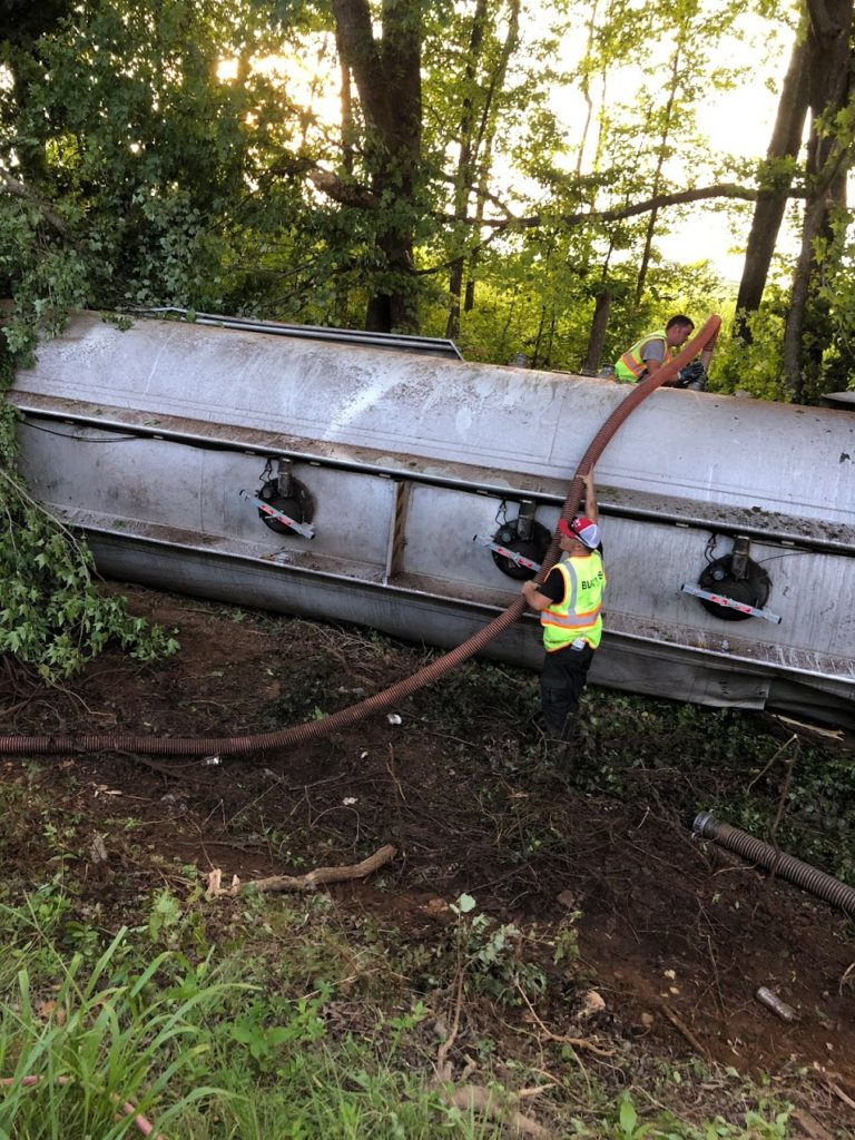 Fuel Spill Cleanup Services