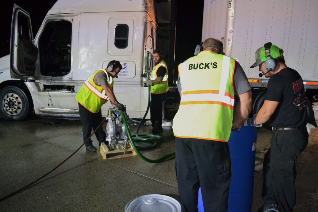 Chemical Waste Cleanup